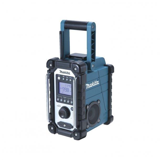 RADIO - MAKITA DMR107 SOLO U/BATTERI OG LADER