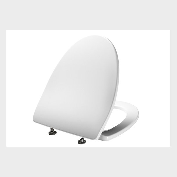 ADORA toiletsæde til Ifö Cera softclose, hvid