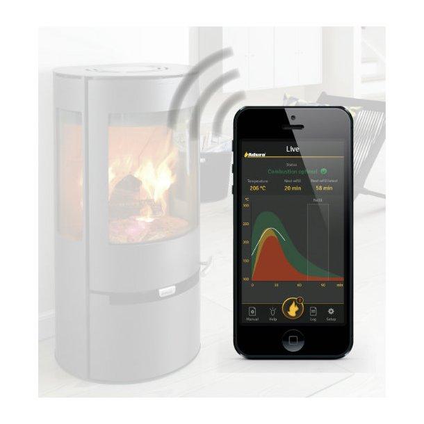 Aduro Smart Response - intelligente termometer til din brændeovn