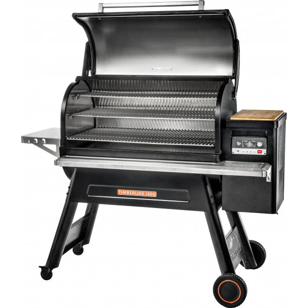 Traeger Timberline 1300 Pillegrill Model 2019