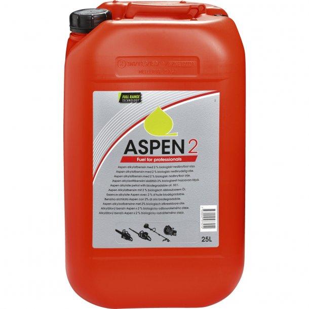 Aspen Alkylatbenzin 2TFRT 25l dunk