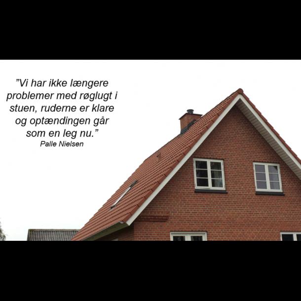 ADURO DRAFTOPTIMIZER BRÆNDEOVN
