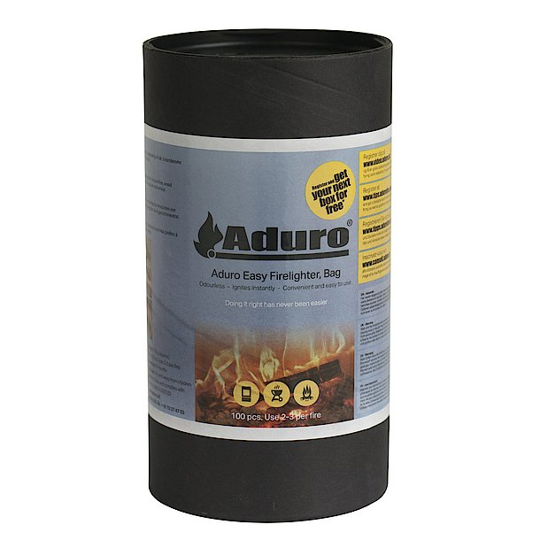 Aduro Easy Firelighter optænding - 100 stk