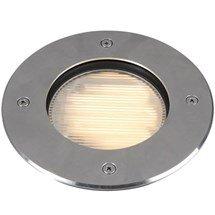Udendørs indbygningsspot og loftslamper