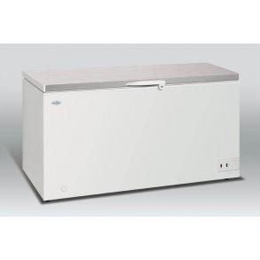 Opbevaringsfrysere med rustfri