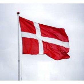 Flagstænger og flag