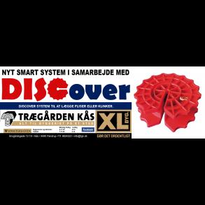 DISCover - Nem fliselægning