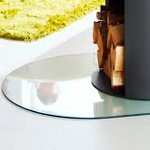 Gulvplader i glas og stål