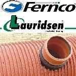Lauridsen og Fernco koblinger