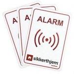 Alarm systemer og tilbehør