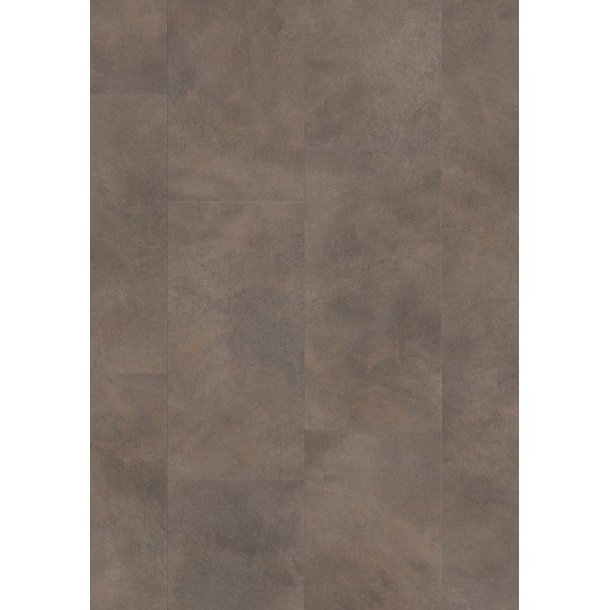 Pergo Oxidized Metal Concrete Tile Optimum Click PerfectFold V