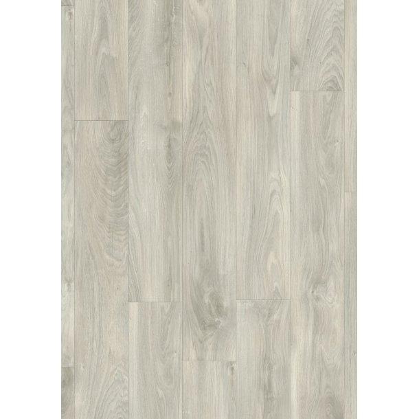 Pergo Soft Grey Oak Classic plank Premium Click PerfectFold V