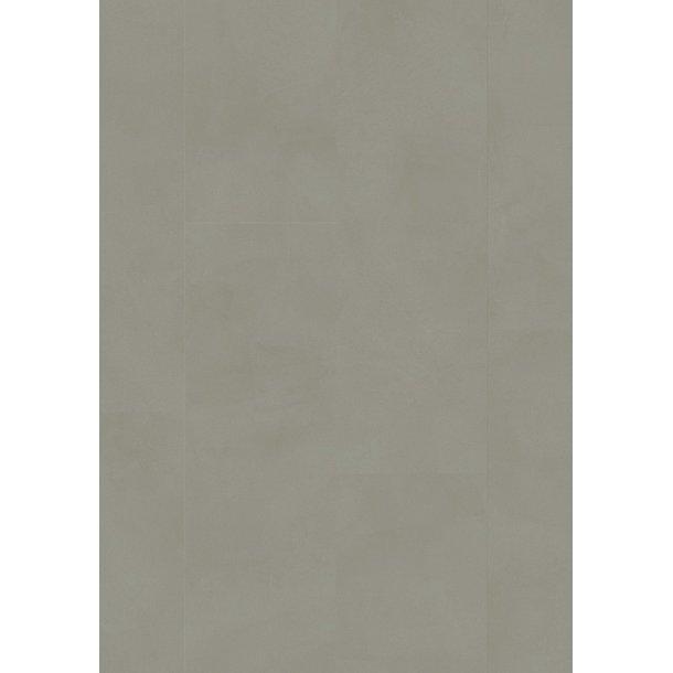 Pergo Greige Soft Concrete Tile Optimum Click PerfectFold V