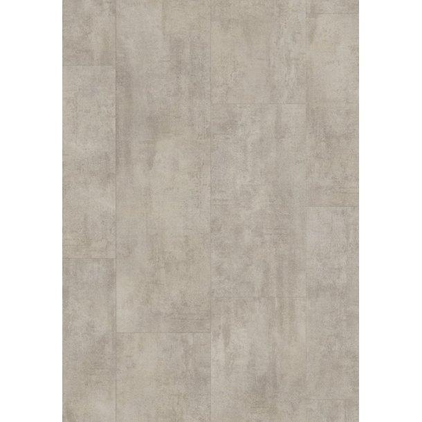 Pergo Light Grey Travertin Tile Optimum Click PerfectFold V