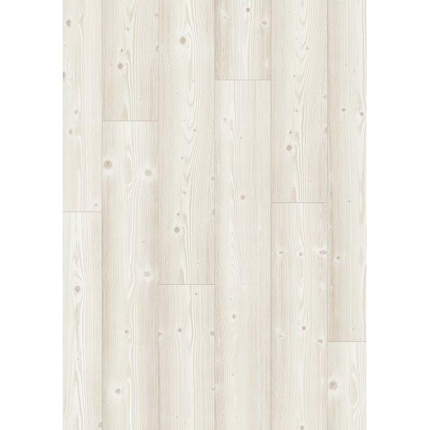 Pergo Brushed White Pine, plank Modern Plank 4V - Sensation TitanX