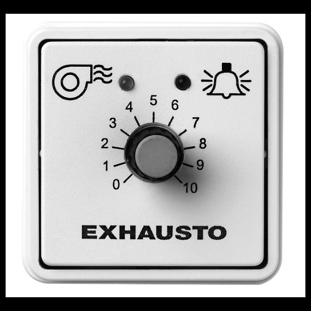 EXHAUSTO elektronisk fart regulering EFC1P