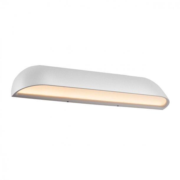 DFTP Front 36 Væglampe Hvid