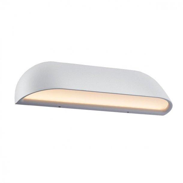 DFTP Front 26 Væglampe Hvid
