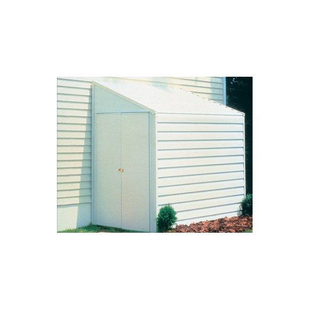 Yardsaver 410 redskabsrum til vægmontage - 3,70 m2