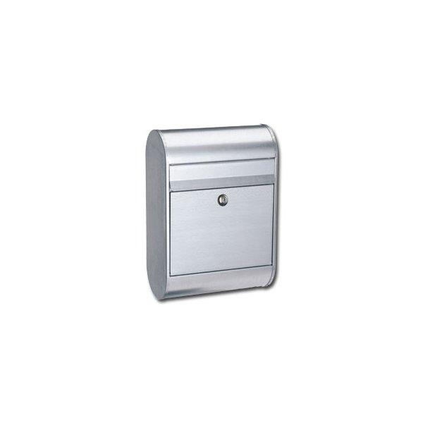 Allux 5000 postkasse fås i fire 4 farver