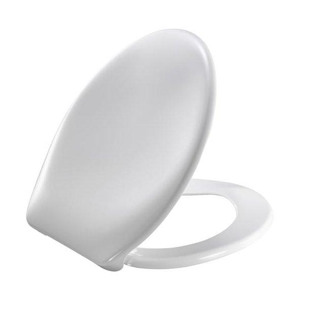 Toiletsæde SaniScan Basis Hvid SC